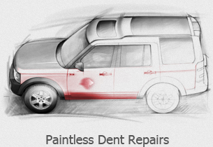 Paintless Dent Repairs